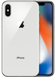 IPhone X 64GB Sliver