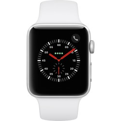APPLE WATCH 5 - 40MM - GPS (Silver Aluminum Case with Sport Band)