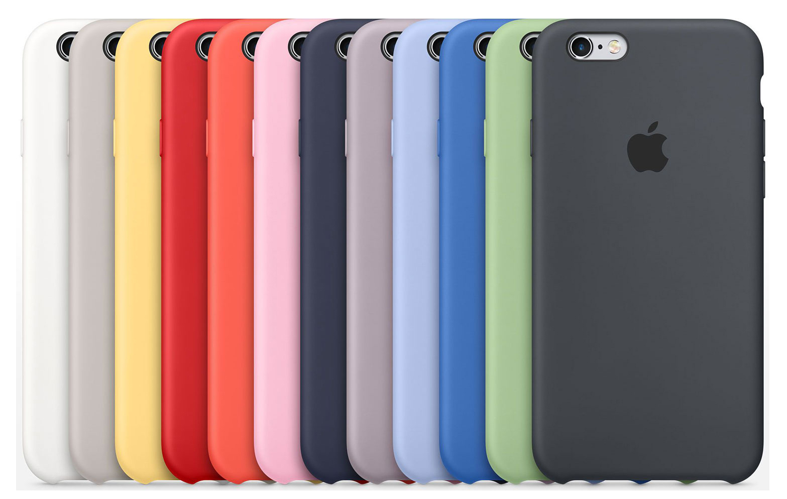 iPhone 6s/6s Plus Silicone Case